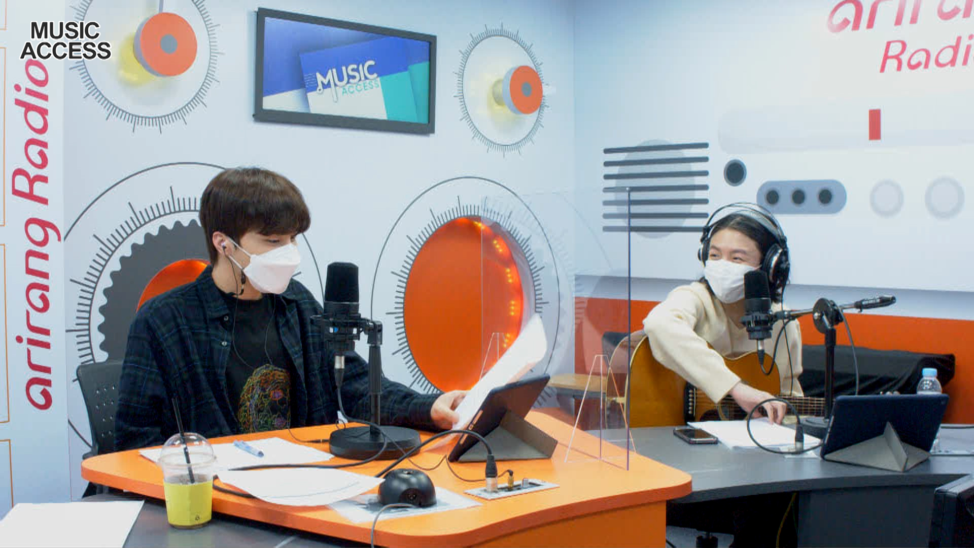 [Music Access] YU SEUNGWOO (유승우)'s Full Episode on Arirang Radio!
