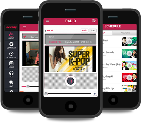 arirang mobile Radio