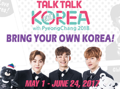 talk talk korea