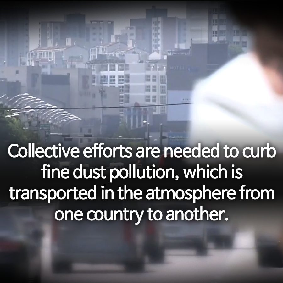 Tackling Fine Dust in Korea