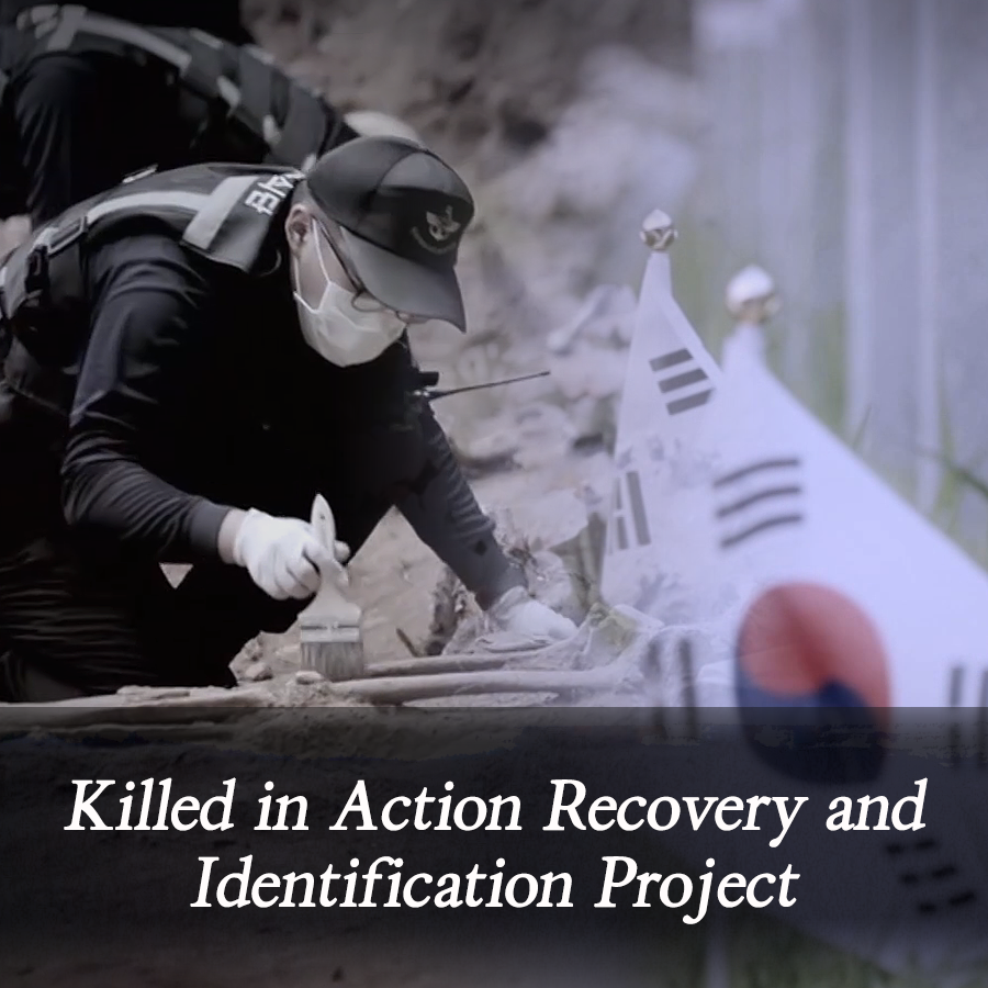 Killed in Action Recovery and Identification Project