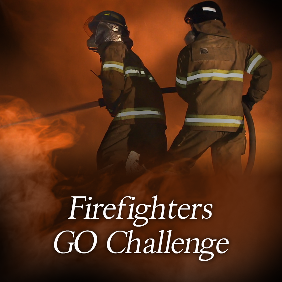 Firefighters GO Challenge