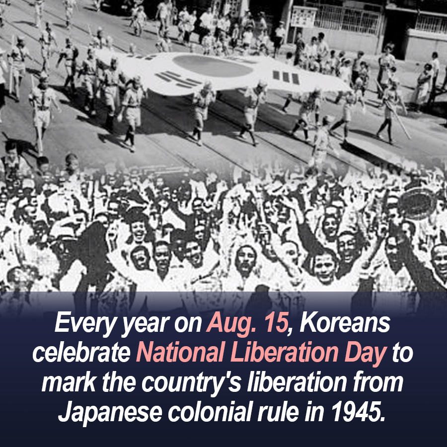 Korea's Liberation from Japan: Unfinished History