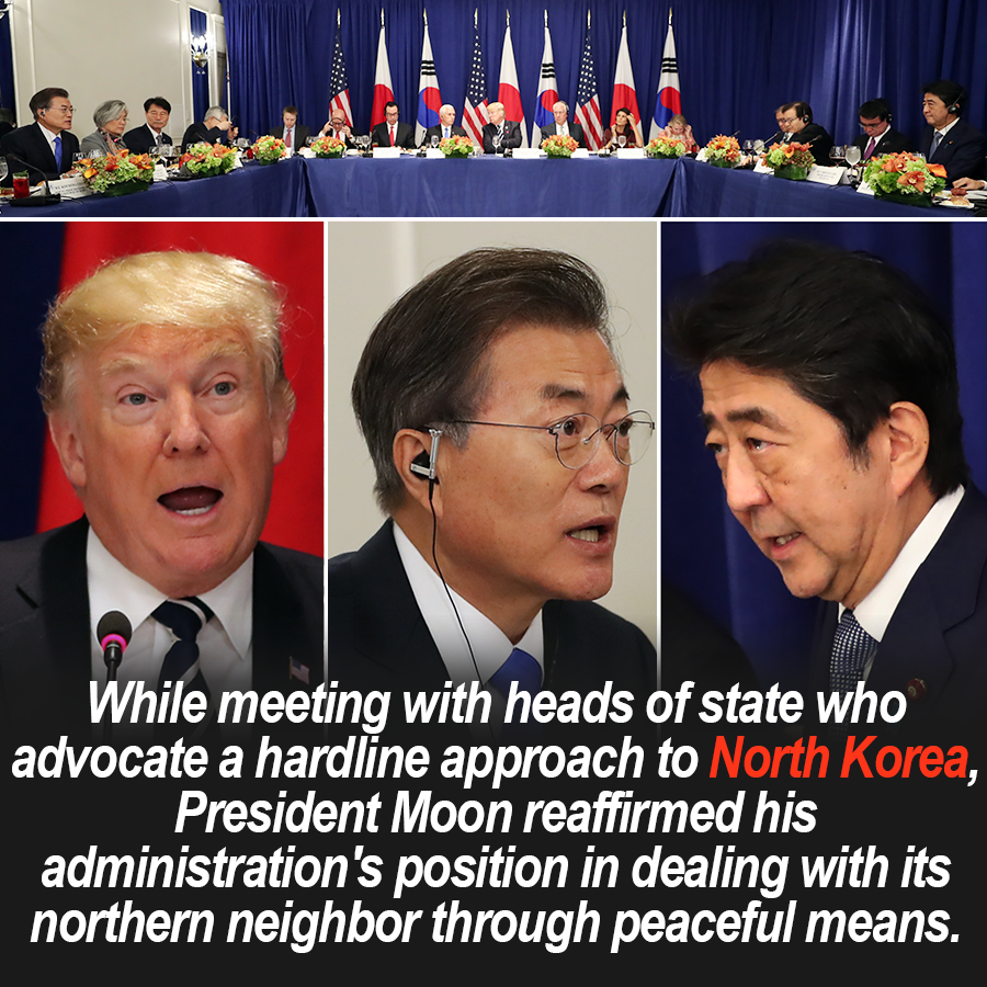 N. Korea's Repeated Provocations Endanger Regional Peace