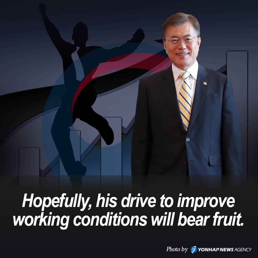 Korea's Drive to Improve Working Conditions