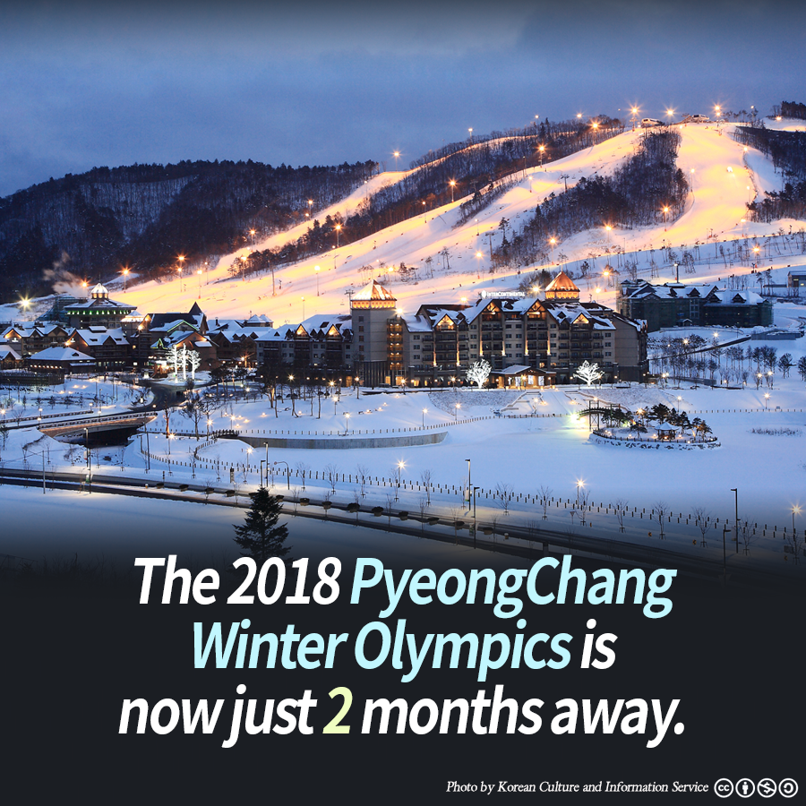 PyeongChang Ready to Host a Safe Olympics