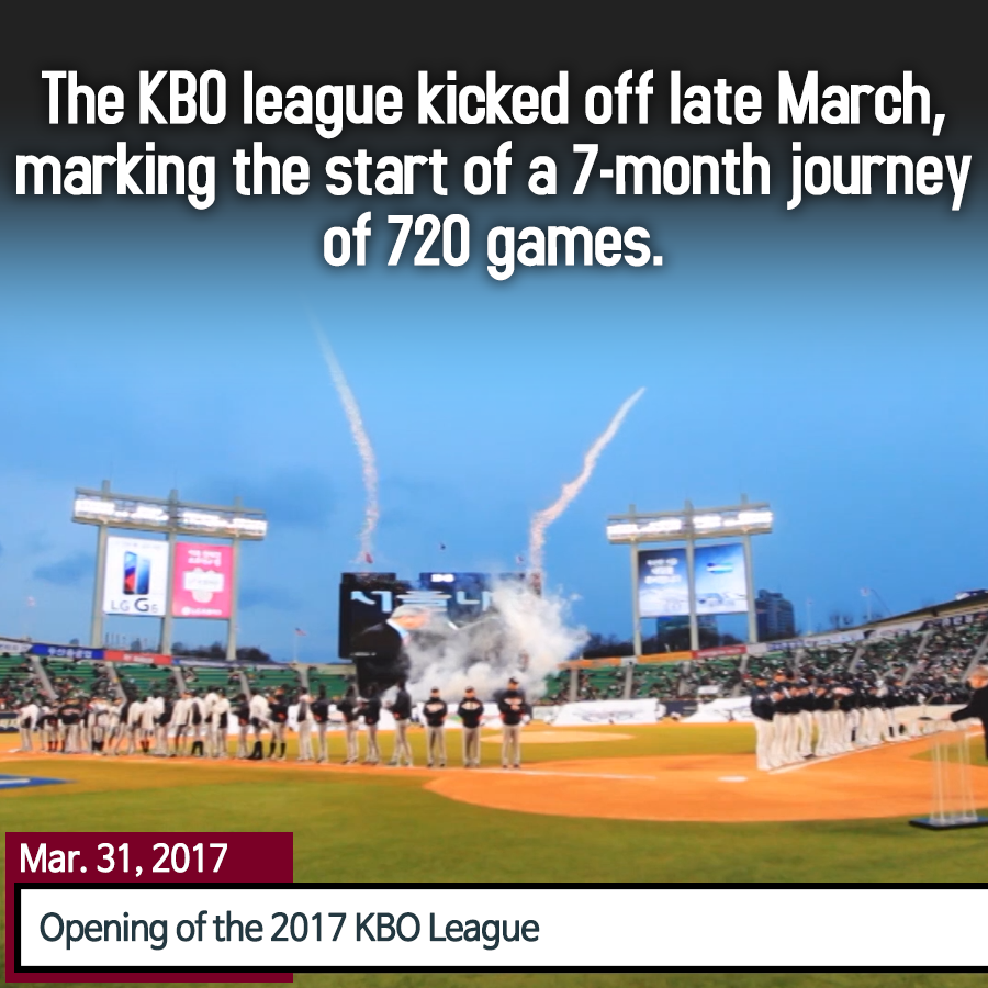 Korean BaseballKorean Baseball Creates a New Wave of Hallyu