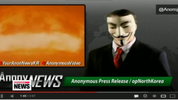 Anonymous announces plan to launch cyber attack on Korean government