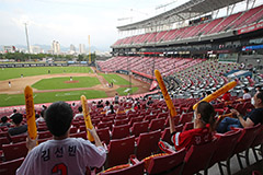 S. Korean stadiums to operate at up to 30% capacity
