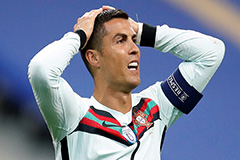 Cristiano Ronaldo tests positive for COVID-19, goes into isolation; Dustin Johnson also tests positive