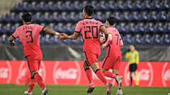 S. Korea lose football friendly against Mexico marred by COVID-19 outbreak