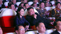 N. Korean leader's wife Ri Sol-ju makes public appearance for first time in over a year
