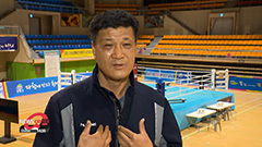 S. Korea's last Olympic boxing champion wishes medal was silver