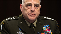 Combined forces of S. Korea, U.S. fully ready to deter N. Korean threats: Milley