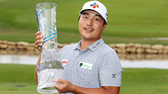 Lee Kyoung-hoon seals 1st PGA Tour win, swimmer Hwang Sun-woo qualifies for Olympics