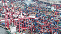 S. Korea's exports in first 20 days of May up 53.3% on-year