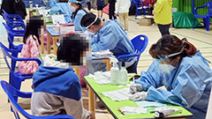 S. Korea reports 587 cases on Friday; Jeju to raise distancing level next week