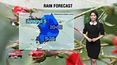 Showers again overnight...weekend to look warm with clear spells