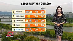 Scorcher in south, high ozone levels nationwide