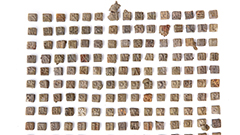 Archaeologists unearth 1,600 movable types from early Joseon Dynasty