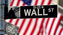 Wall Street hits record highs on Friday on strong job data
