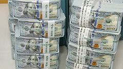 S. Korea's foreign exchange reserves drop for first time in 3 months