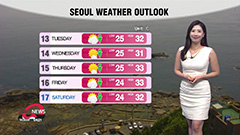 Today to be hottest day of season so far, heavy passing rain later
