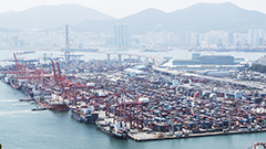 S. Korea's exports jump 14.1% y/y in first 10 days of July; led by petroleum products, auto parts