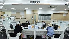 No. of people employed in S. Korea rises for 4th straight month in June