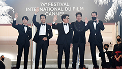 S. Korean actors and director shine at Cannes Film Festival