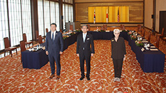 Vice FMs from S. Korea, U.S., Japan meet in Tokyo for cooperation talks