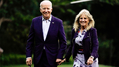 Jill Biden on way to Tokyo to lead U.S. delegation to 2020 Olympics
