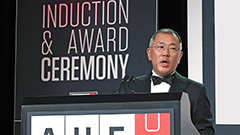 Hyundai's honorary chairman inducted into Automotive Hall of Fame