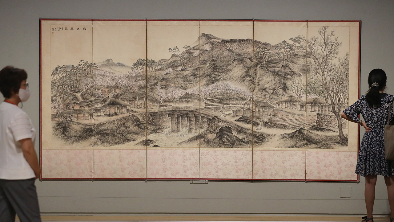 Life with Culture: Highlights from late Lee Kun-hee's collection at Nat'l Museum of Korea, MMCA
