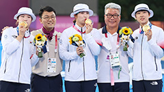S. Korea wins 9th consecutive gold in women's team archery as An wins her second gold