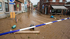 Belgium hit with another bout of torrential rainfall