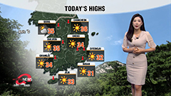 Heat wave warning continues in most parts, blazing sunshine
