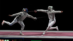 Tokyo 2020: How do fencers stay safe in aggressive combat?