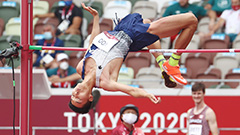 S. Korean high jumper reaches Olympics final for first time in 25 years