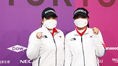 S. Korea's Park In-bee tees off to defend her Olympic title
