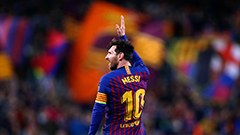 Messi to leave F.C. Barcelona due to financial regulations of Spanish league