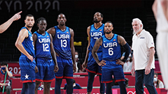 U.S. men's basketball team reach final as they shoot for 4th straight gold
