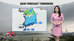 All heatwave alerts lifted...rain for the South this weekend