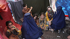 Taliban vows to protect women's rights in their first news conference on Tuesday