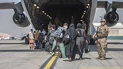 Some 380 Afghans who worked with S. Korean gov't to arrive in S. Korea on Thursday: Official