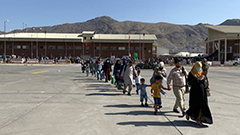 Total of 391 Afghans who worked with S. Korea to arrive on Thursday