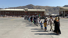 Total of 391 Afghans who worked with S. Korea to arrive from Kabul on Thursday