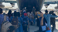 Afghan evacuees arriving in S. Korea to be housed in Jincheon County, eligible for long-term visas