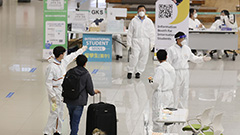 Breakthrough COVID-19 infections surge in S. Korea; reaching over 3,000