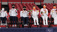 S. Korea wins two silver medals in Paralympic table tennis on Thursday
